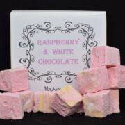 Raspberry & White Chocolate