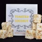 9 Toasted Coconut Marshmallows